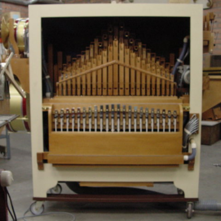 52 key Fairground organ